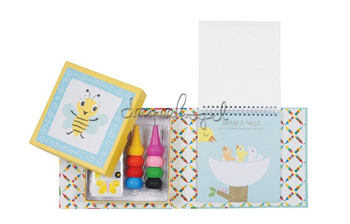 3760216 Oodle Doodle Crayon Sets Animals