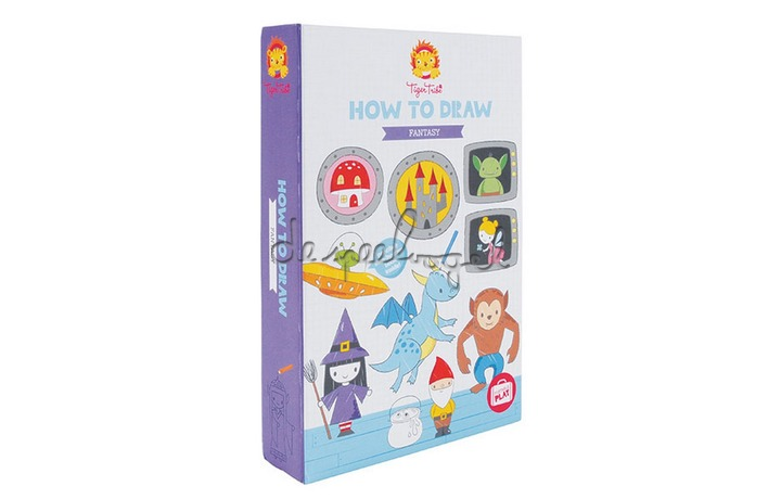 3760228 How to Draw Fantasy
