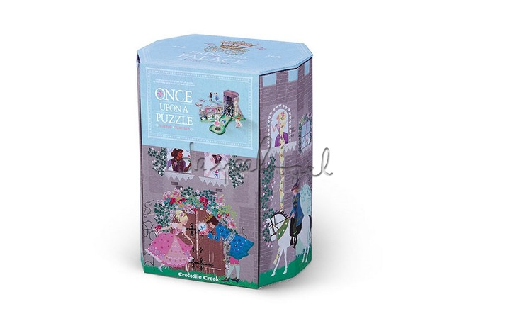 3842901 Puzzel Once Upon a Time Princess Palace 36st