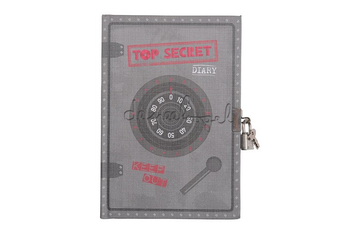 3761603 Mijn Dagboek Top secret (New)