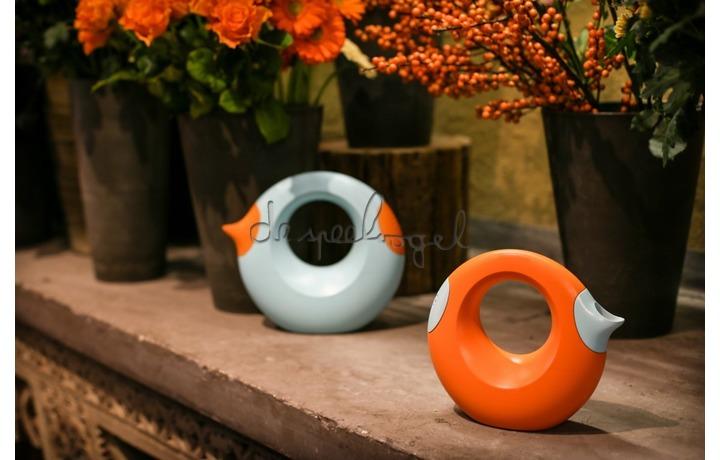 170532 Quut Cana SMALL, oranje/blauw