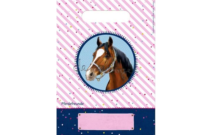 12964 Geschenkzakjes Paardenvrienden