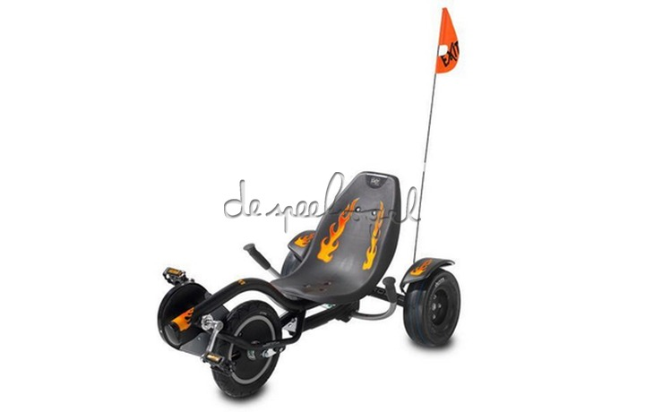 EXIT Triker Fun Cart Rocker Fire /op bestelling
