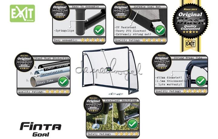 EXIT Voetbal Finta Goal /op bestelling
