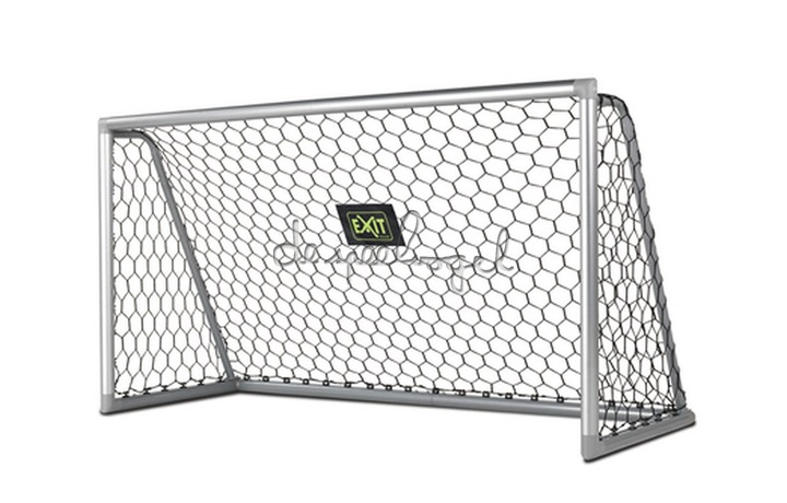 EXIT Voetbal Scala Aluminium Goal 220x120