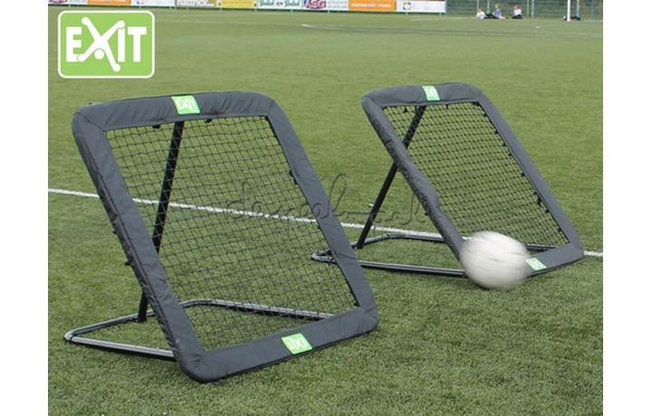 EXIT Voetbal Kickback Rebounder L