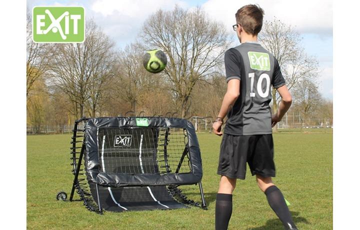 EXIT Voetbal Kickback Multi-Station /op bestelling