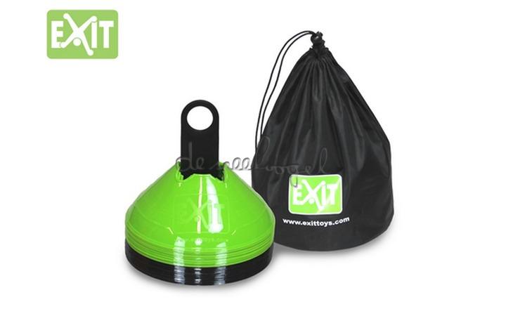 EXIT Voetbal Markeringspionnen (set 20 st)