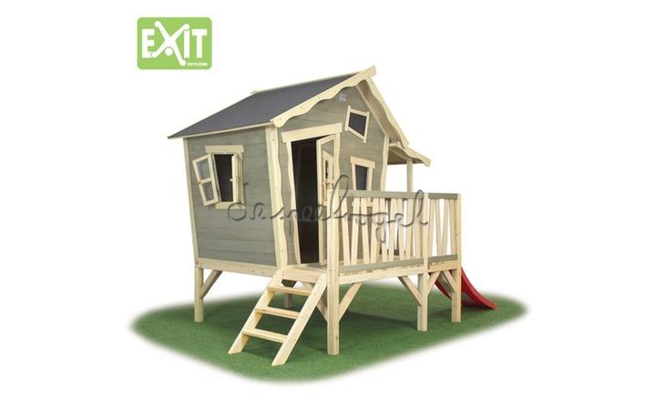 EXIT Houten Speelhuisje Crooky 350 (FSC 100%) /op bestelling