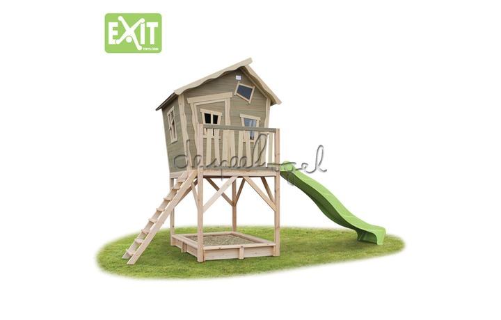 EXIT Houten Speelhuisje Crooky 700 (FSC 100%) /op bestelling