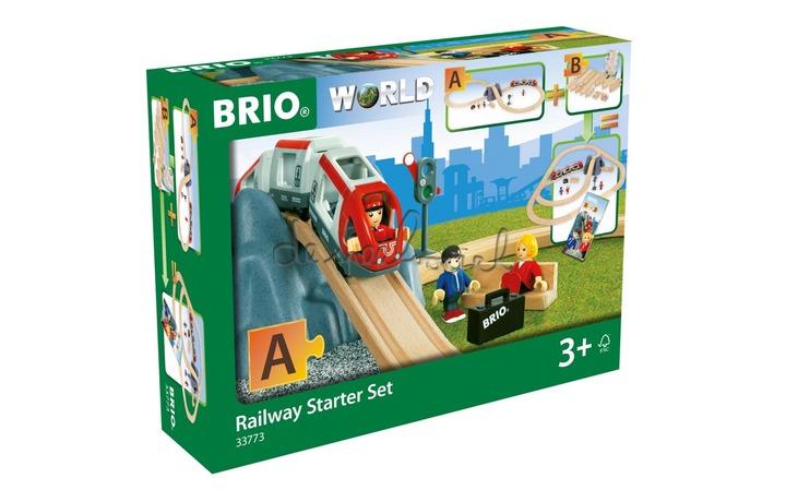 33773 Railway Starter Set - Pack A