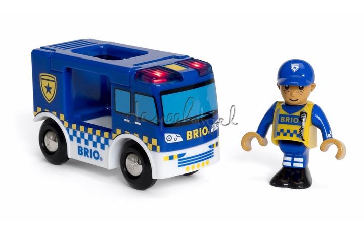 33825 Politie Van, light & sound