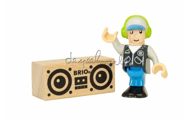 33850 Speelfiguur Brio