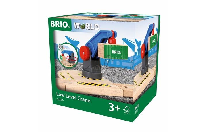 33866 Low Level Crane