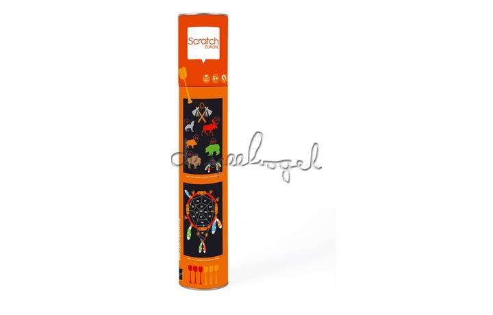 6182018 ScratchDartsIndiaan Magnetisch 36X55Cm
