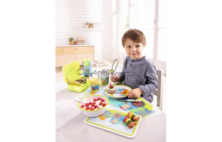 302822 Kinderplacemat Tractor