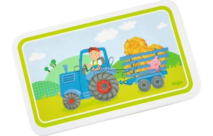 302816 Broodplankje Tractor