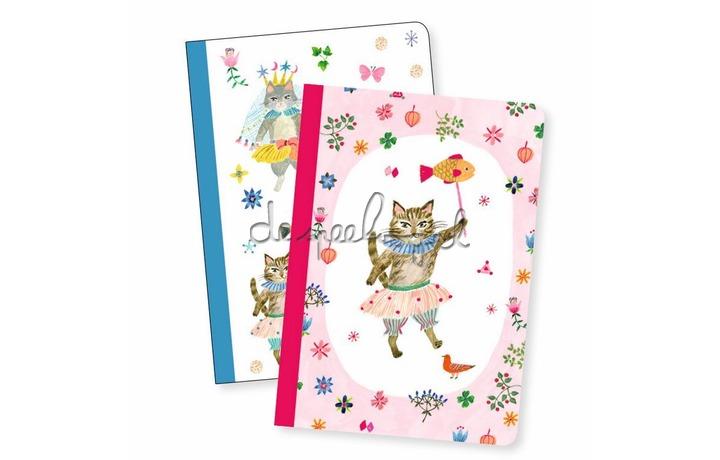 DD03581 Lovely Paper - Aiko - 2 notitieboekjes