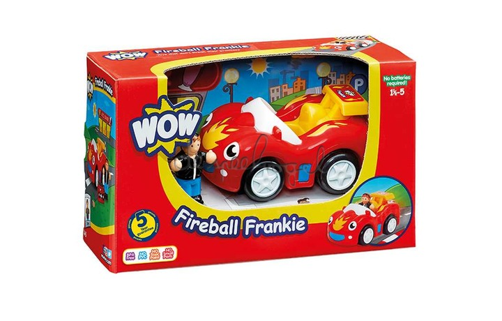 1015 Fireball Francky