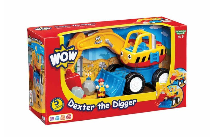 1027 Dexter the Digger