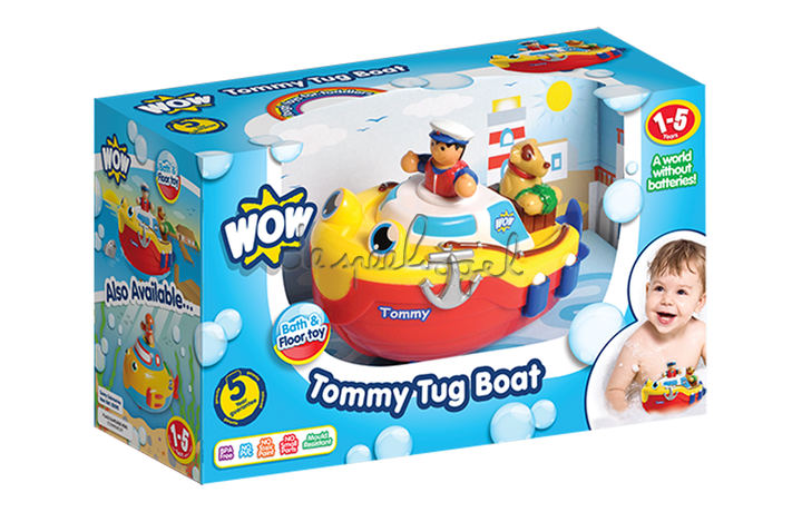 4000 Tommy Tug Boat