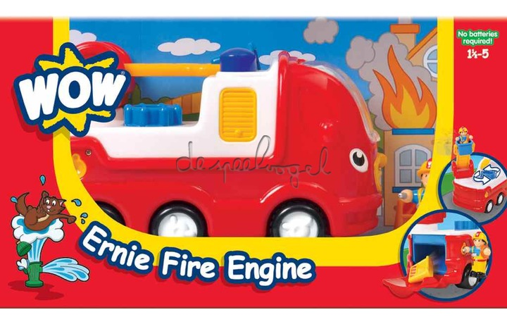 10321 Ernie Fire engine
