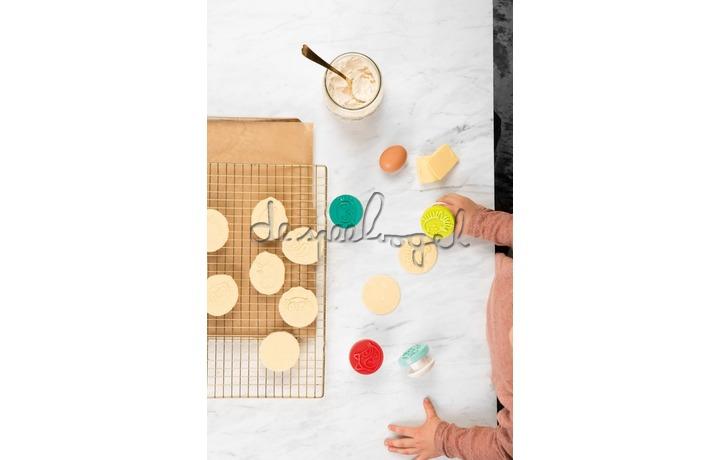 81106 Stempels voor zandkoekjes (4st)