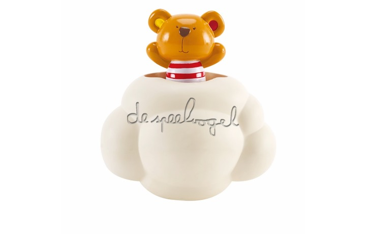E0202 Pop-Up Teddy Shower Buddy