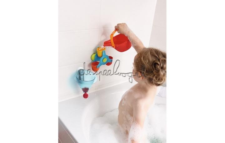 302825 Knikkerbaan Badplezier - Watereffecten