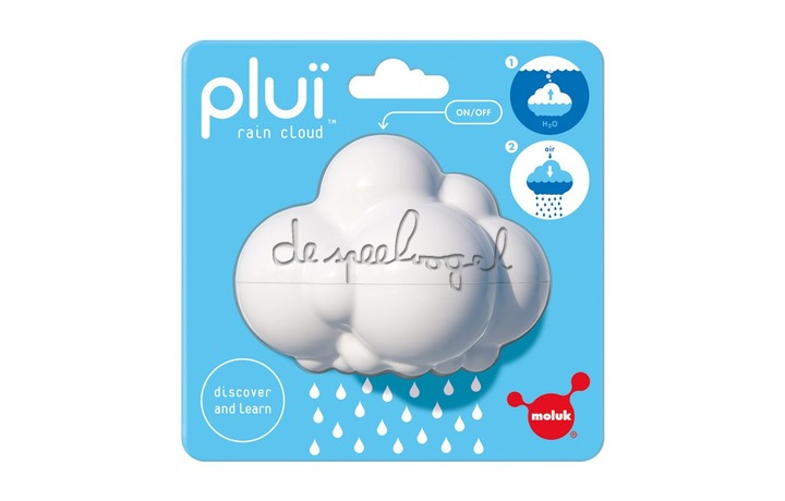 5043060 Pluï Regenwolk wit