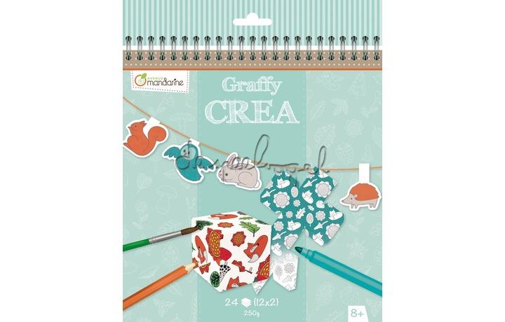 GY044 Graffy Créa, Doosjes en slingers