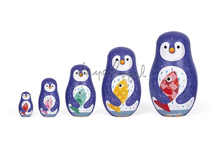 J08134 Pingoo Family Zigolos