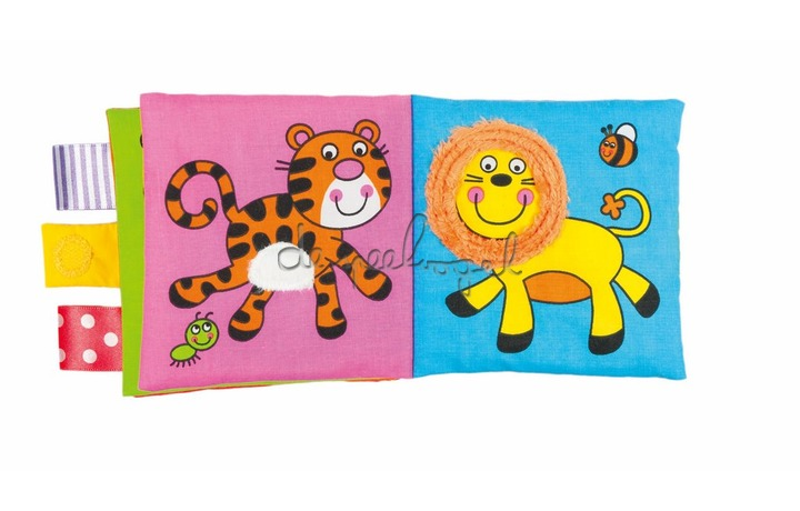1003703 zacht babykijkboekje