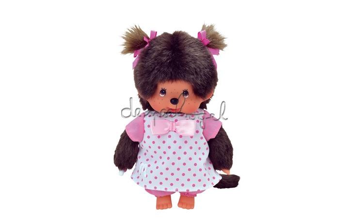 254453 Monchhichi Fashion Roze nachtjapon
