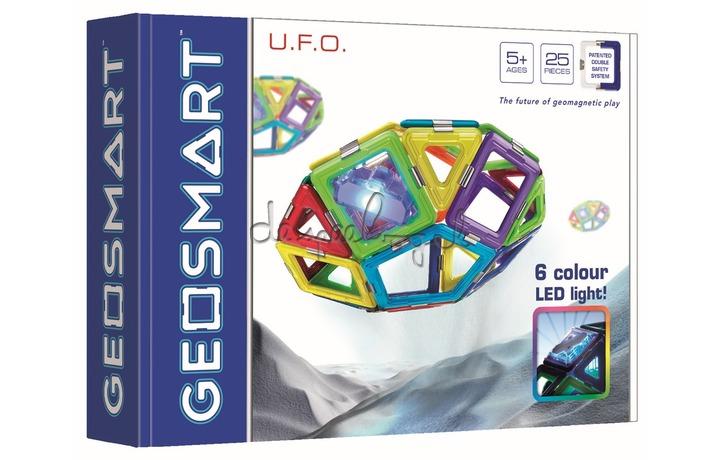 GEO 213 GeoSmart UFO - 25pcs