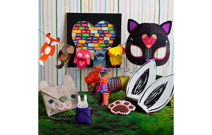 LO 1685 I Love Animals Kit