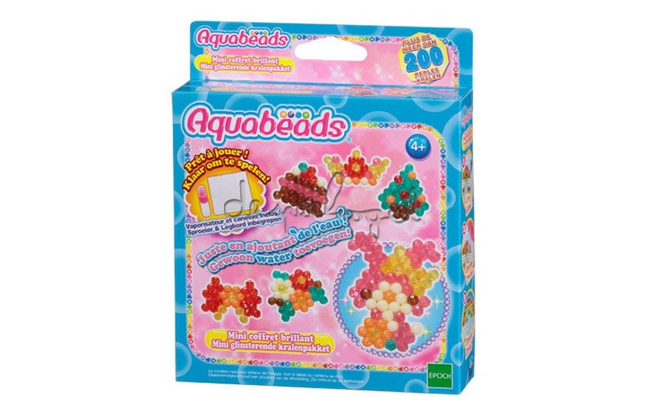 31159 Aquabeads Mini glinsterende parelpakket