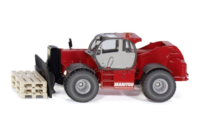 3507 Manitou Telescooplader