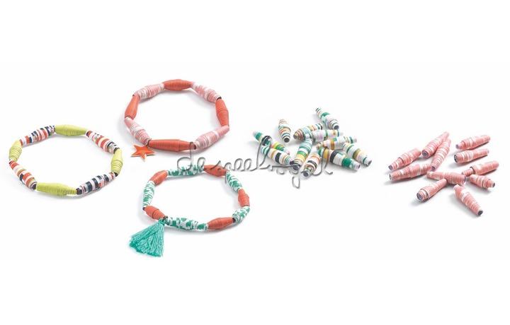 DJ09404 Armbandjes set, printemps