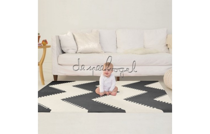 245211 Playspot Geo Black/Cream