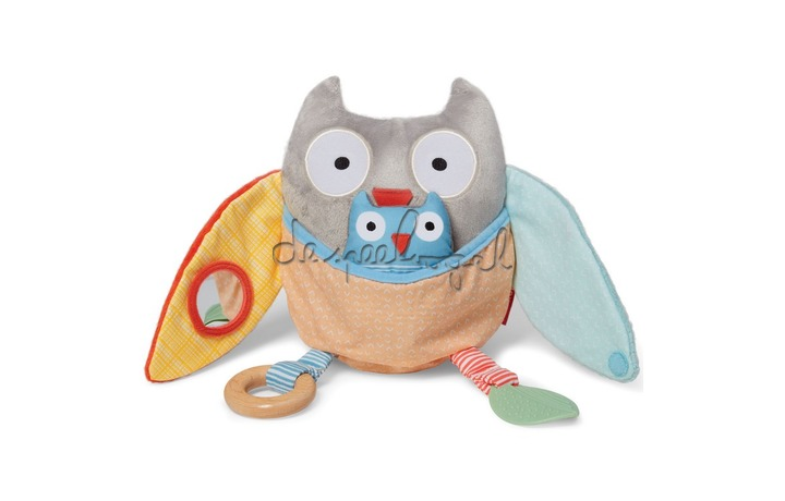 307519 Treetop Friends Owl Activity Toy