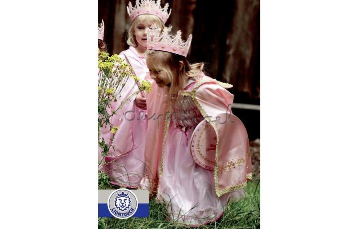 25101 Queen schild, Queen Rosa