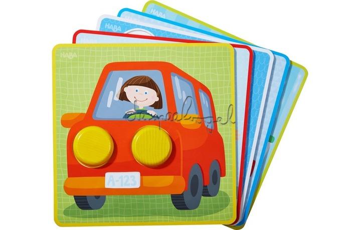 303277 Ordeningsspel Kakelbonte voertuigwereld