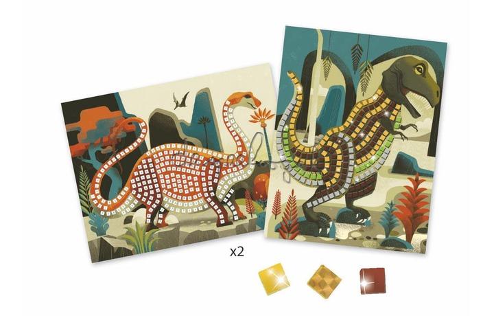 DJ08899 Mozaïek - Dinosaurus