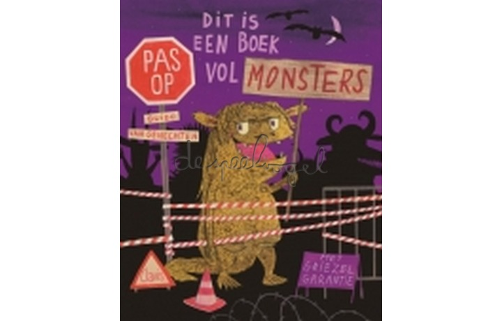 Dit is een boek vol monsters / Genechten