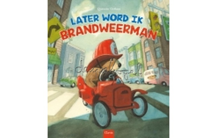 Later Word Ik Brandweerman / Greban