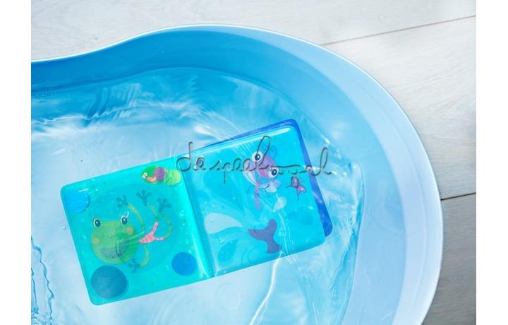 83005 Alice Splash Het magische badboekje *