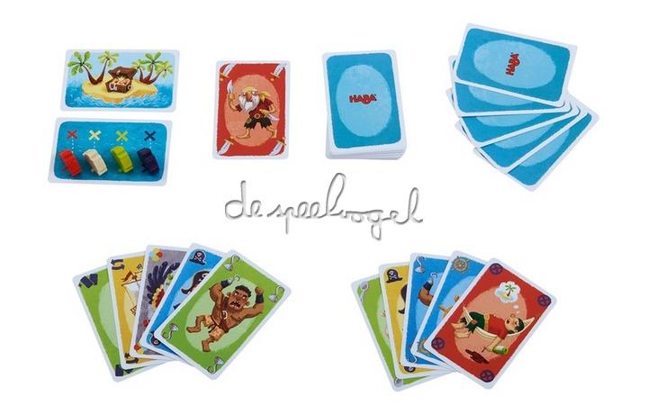 303295 Kaartspel - Piraat & co - Miauw miauw