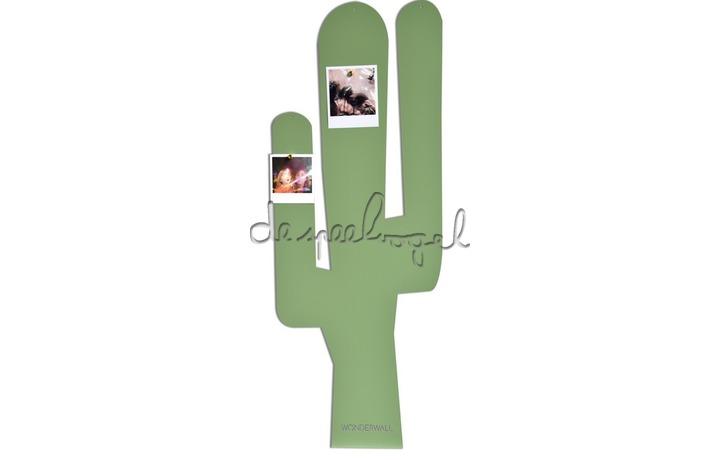 Magneetbord Cactus Kamakura groen 35x90 cm