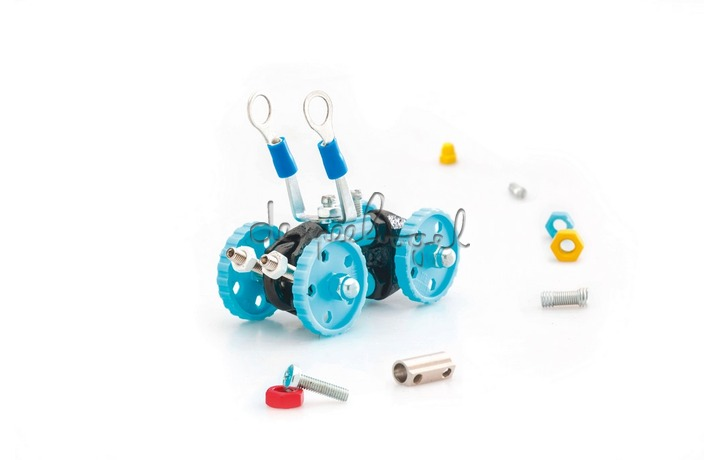 5039021 Vehicle Kit - Blue Car